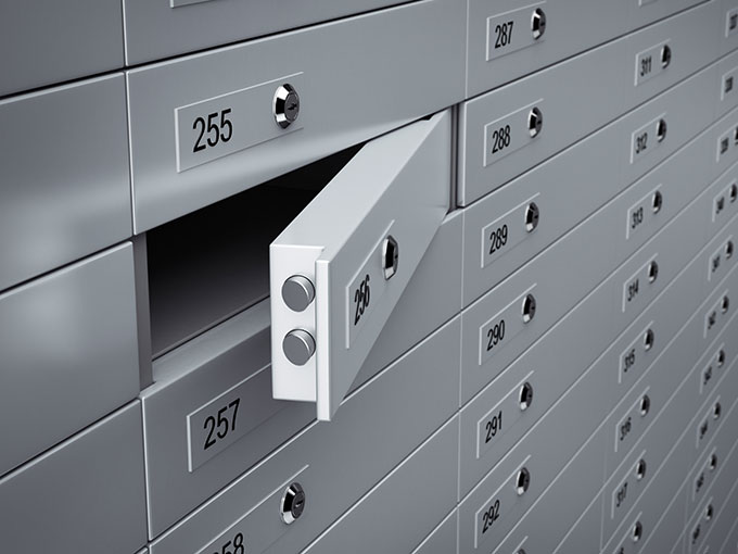 Safe Deposit Box Security