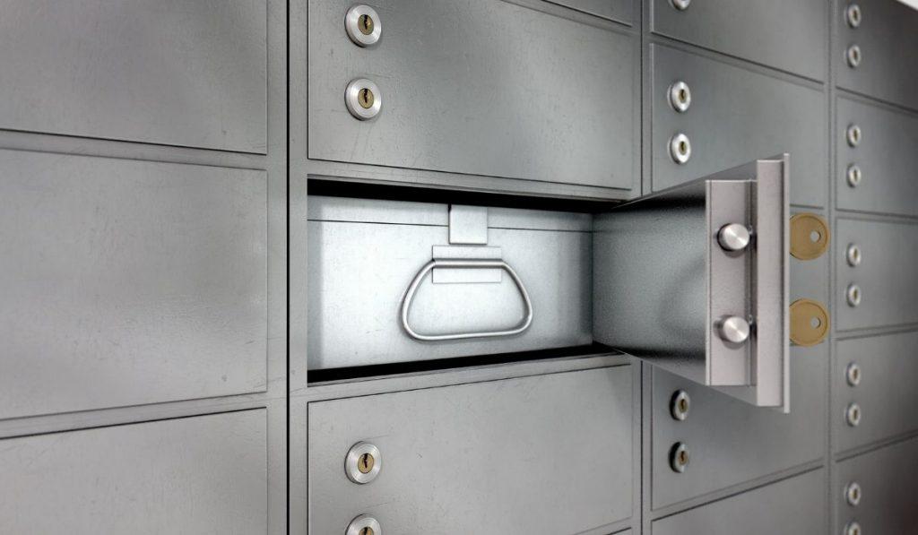 Storage safety box